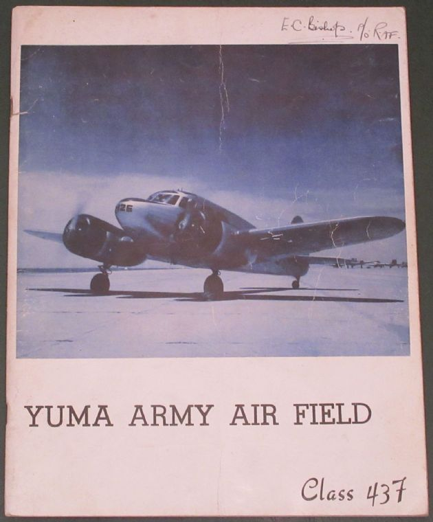 Yuma Army Air Field - Class of 437